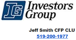 Jeff Smith, Investors Group